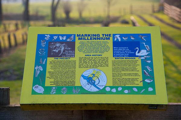 Millennium Trust Information Board