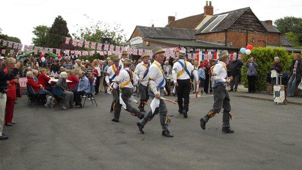 Jubilee Morris Dancers